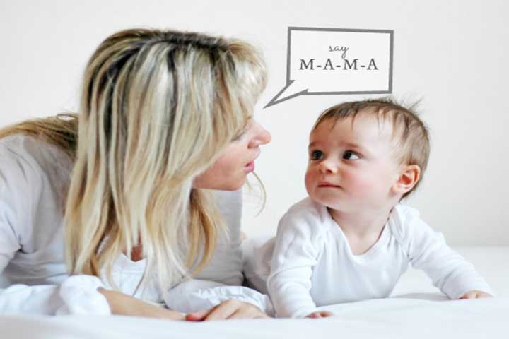 Your Naughty One Is Likely To Repeat Words That Are Heard Often In Baby Language