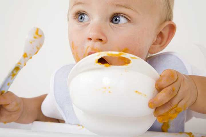Trick to Handle Your Fussy Eater
