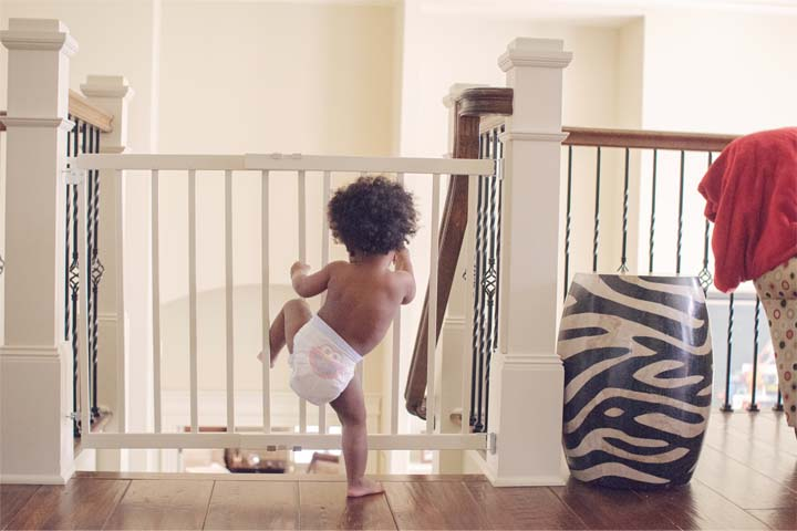 Quick Tips To Protect Your Baby Against Bumps and Falls