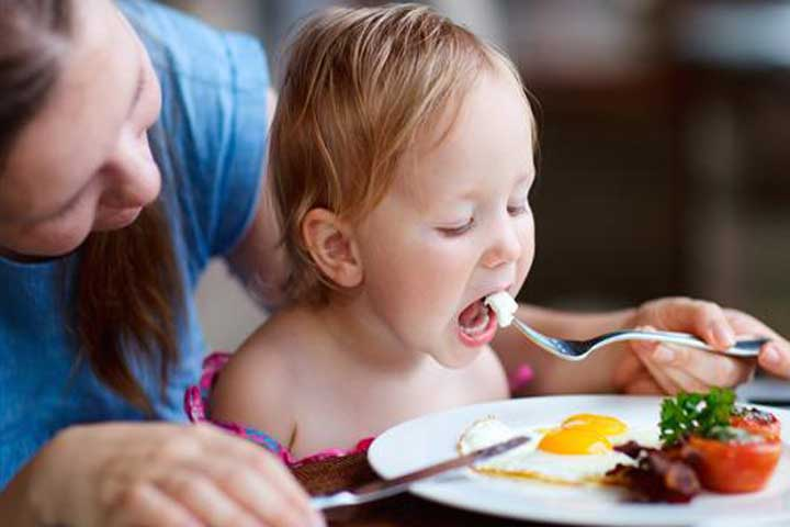 Trick To Boost Iron In Your Toddler's Body