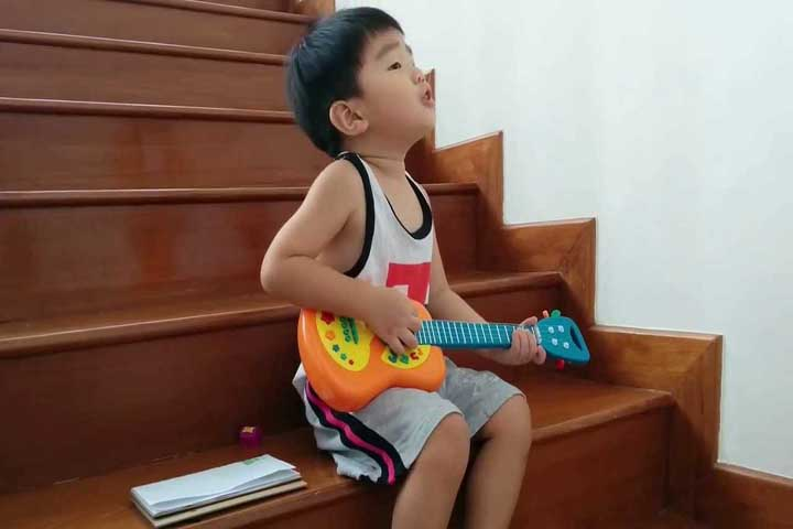 Let Out The Little Musician In Your Child!