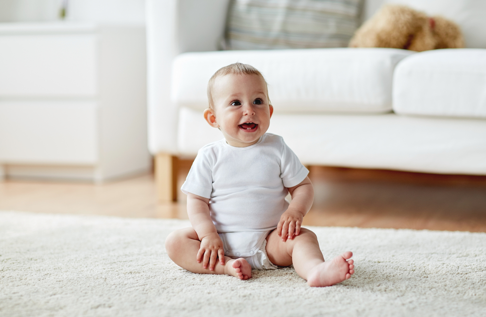 The Stages Of Sitting & How To Help Your Baby Sit Up Independently