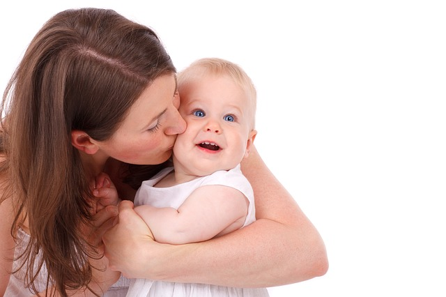 The Many Benefits Of Hugging Your Baby