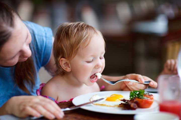 When Your Kid Refuses A Particular Food Item