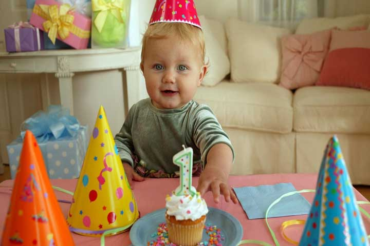 Quick Tips When Planning Your Little One's First Birthday!