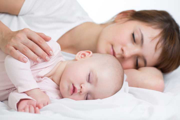 Quick Tip to Understand Your Baby's Sleeping Patterns