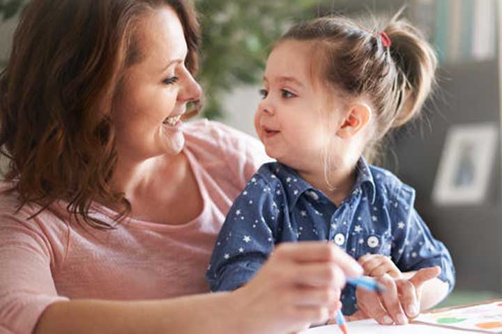 How You Should Be Speaking To Your Child