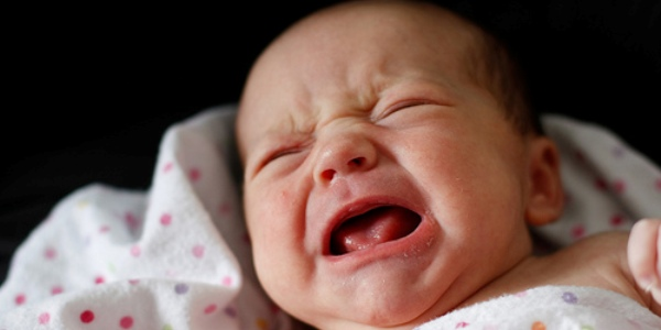 A Crying Baby Is Not Always Something To Worry About